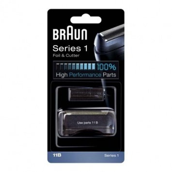 Combi Pack Braun Series 1 - 11B