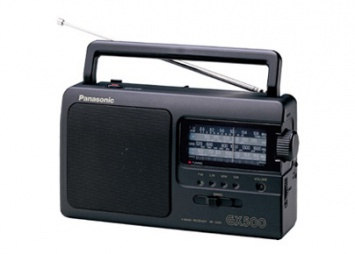 Rádio Panasonic RF-3500E9-K