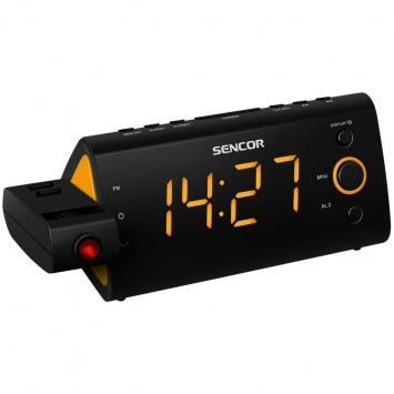 Radiobudík Sencor SRC 330 OR projekce