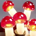 Žárovka vánoční E10 20V Muchomůrka