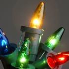 Žárovka vánoční E10 20V Krystal