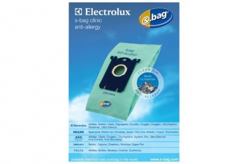 Sáčky Electrolux E206S Anti-Allergy S-Bag, 4ks