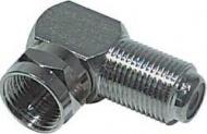 Konektor F úhlový D209