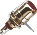 Zásuvka cinch přístrojová D150-153