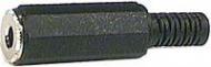 Zásuvka jack 3,5 stereo kabelová D028