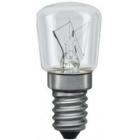 Žárovka E14 230V 15W hrušková