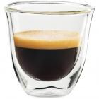 Sklenice Espresso DELONGHI