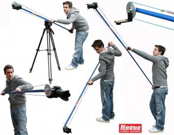 Držák teleskopický Hague K1